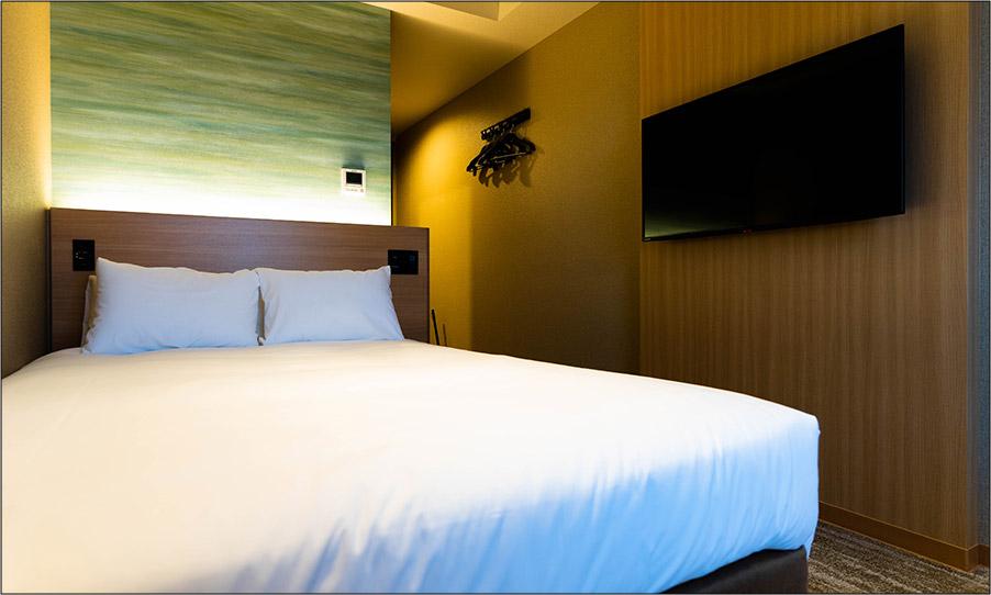 标准单床双人房