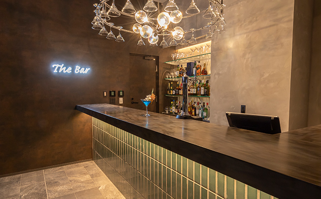 池畔酒吧-The Bar