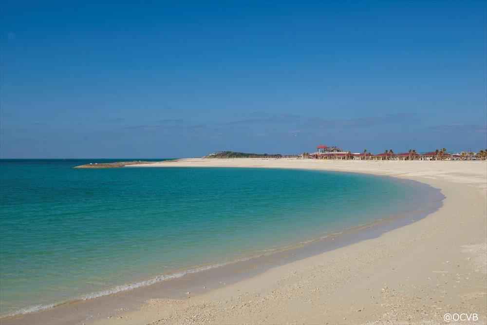 ヒューイットリゾート那覇から車で30分以内のおすすめビーチ